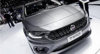 Novo Fiat Tipo ganha Versões Hatch e Perua