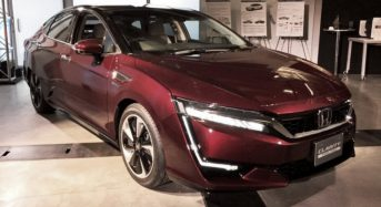 Honda Clarity – Novo Carro Movido a Hidrogênio