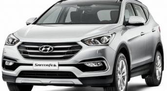 Hyundai Santa Fé 2016 – Lançamento e Preço no Brasil