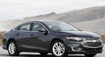 Chevrolet Malibu ganha Novo Sistema de Segurança Anti-Adolescentes