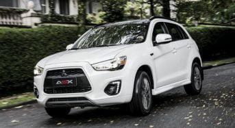 Mitsubishi ASX-S – Edição Limitada chega ao Brasil custando R$ 120 mil.