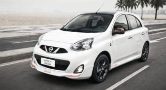 Nissan March Rio 2016 – Edição Limitada custará R$ 53 mil
