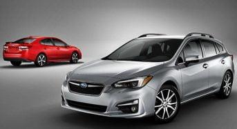 Apresentação do Novo Subaru Impreza 2017