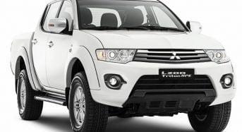 Recall do Mitsubishi L200 e Pajero – Problema no Capô