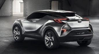 Toyota C-HR – Apresentação do Novo SUV