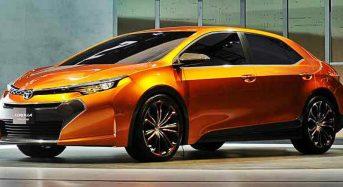 Toyota Corolla 2017 – Lançamento no Brasil