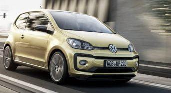 Volkswagen Up ganha Nova Versão Reestilizada