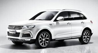 Zotye T600 – Novo Carro Chinês parecido com o VW Touareg