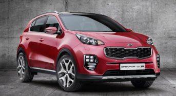 Kia Sportage 2016 – Características do novo modelo