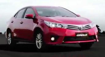 Toyota Corolla híbrido chinês e o novo sedã brasileiro
