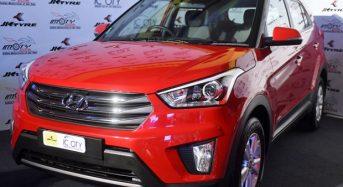 Hyundai IX25 deverá ser lançado no Brasil em Novembro