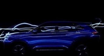 JAC SC5 Concept – Novo SUV deve ser lançado em 2017