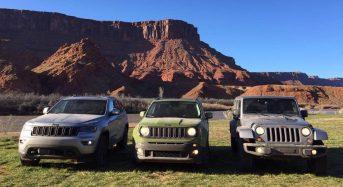 Jeep irá lançar Série Especial de 75 Anos no Brasil