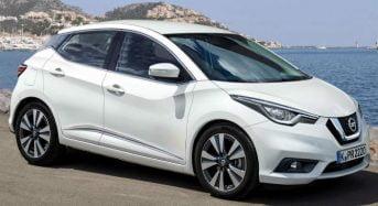 Novo Nissan March 2017 deverá ser Maior e Mais Largo