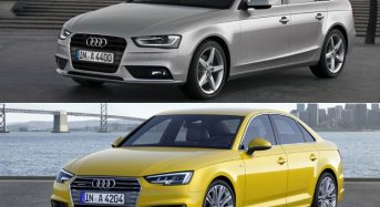 Nova Geração do Audi A4 é lançada no Brasil