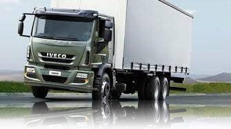 Iveco apresenta nova linha de caminhões