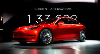 Model 3 sai por R$125 mil