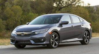 Novo Honda Civic 2017 tem Data de Lançamento e Informações Reveladas