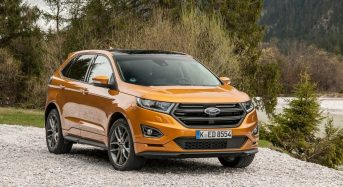 Novo Ford Edge é lançado no Chile