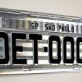 Placa-Detran-SP