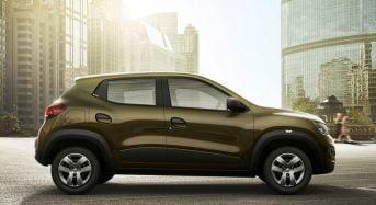 Sem muitos detalhes Renault confirma que irá fabricar o Kwid no Brasil