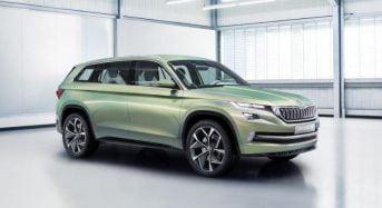 Skoda Kodiaq – Lançamento do SUV deve acontecer no Segundo Semestre