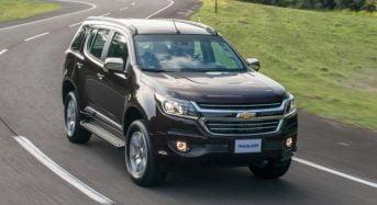 Chevrolet Trailblazer 2017: Novo visual e preços