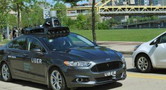 Carro Autônomo do Uber é flagrado em Testes