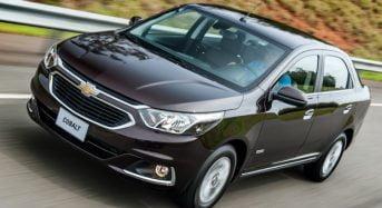 Chevrolet Cobalt 2017 vem com Novo Motor e Novo Visual