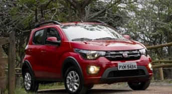 Novo Fiat Mobi Way – Lançamento do Carro