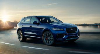 Jaguar F-Pace é lançado no Brasil