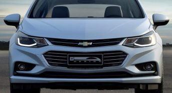 Novo Chevrolet Cruze é lançado no Brasil com Motor Turbo