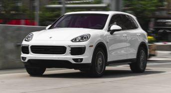Recall do Porsche Cayenne no Brasil – Problema no Freio