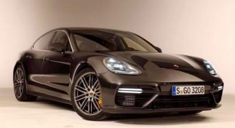 Fotos do Novo Porsche Panamera 2017