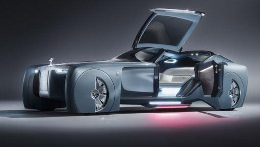 Rolls-Royce Vision Next 100 – Novo Carro Conceito