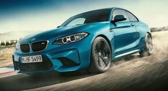 BMW M2 Coupé chega ao mercado no Brasil