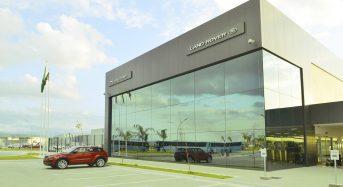 Jaguar Land Rover inaugura nova fábrica em Itatiaia (RJ)