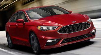 Novo Ford Fusion Sport renovado chega ao mercado norte-americano