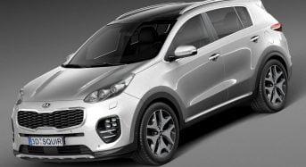Kia Sportage – Nova geração tem preços divulgados