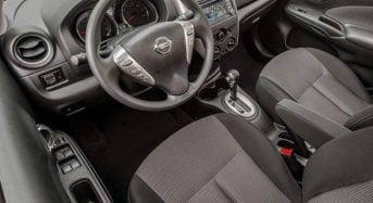 Nissan March e Versa agora contam com câmbio automático