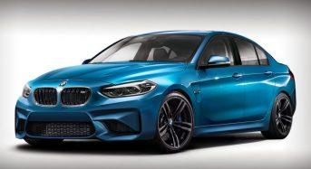 Nova BMW Série 1 Sedan deve ser lançada na China