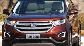 Novo Ford Edge 2016 – Preço e Novidades
