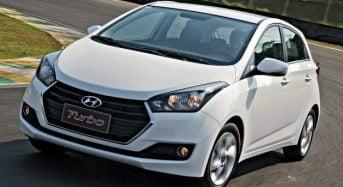 Lançamento do Novo Hyundai HB20 1.0 Turbo 2016
