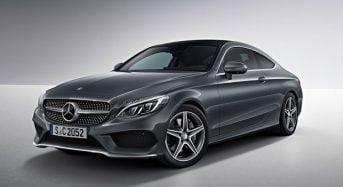Mercedes-Benz C 250 Coupé Sport – Lançamento e Novidades