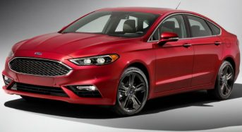 Novo Ford Fusion 2017 – Novidades e Preço no Brasil