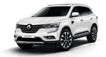 Renault Koleos deverá chegar ao mercado brasileiro em 2016