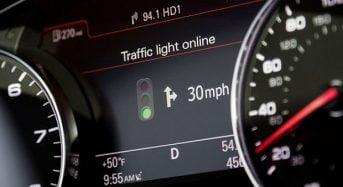 Carros da Audi poderão se Conectar com Semáforos