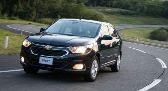 Chevrolet Cobalt 2017 ganha Novos Itens de Série