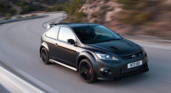 Novo Ford Focus RS500 pode ser lançado com Motor de 400 cv