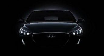 Novo Hyundai i30 – Primeiras Imagens